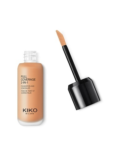 KIKO Milano Full Coverage 2-in-1 Foundation & Concealer 10 - N 40 Ten